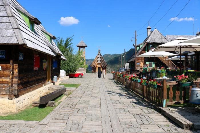 Višegrad & Šarganska osmica