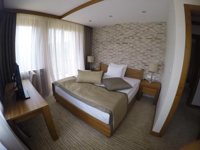 Primer sobe - Hotel Vučko